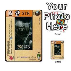 Dod 2 Parte By Jamonton   Multi Purpose Cards (rectangle)   W2p3pptvs9se   Www Artscow Com Front 8