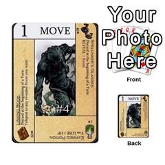 Dod 2 Parte By Jamonton   Multi Purpose Cards (rectangle)   W2p3pptvs9se   Www Artscow Com Front 12