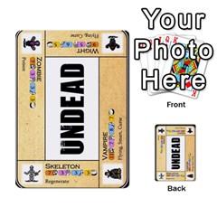 Dod 2 Parte By Jamonton   Multi Purpose Cards (rectangle)   W2p3pptvs9se   Www Artscow Com Front 24