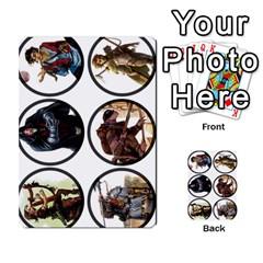 Dod 2 Parte By Jamonton   Multi Purpose Cards (rectangle)   W2p3pptvs9se   Www Artscow Com Front 39