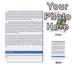 Dod 2 Parte By Jamonton   Multi Purpose Cards (rectangle)   W2p3pptvs9se   Www Artscow Com Front 42