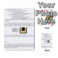 Dod 2 Parte By Jamonton   Multi Purpose Cards (rectangle)   W2p3pptvs9se   Www Artscow Com Back 46