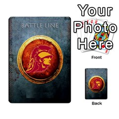 Battleline 1 Parte By Jamonton   Playing Cards 54 Designs   Ng4igwxcggqj   Www Artscow Com Back