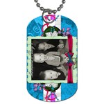 dog tag - Dog Tag (Two Sides)