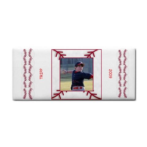 Baseball Towel By Kelley Still   Hand Towel   Tuz64cuv3kcb   Www Artscow Com Front