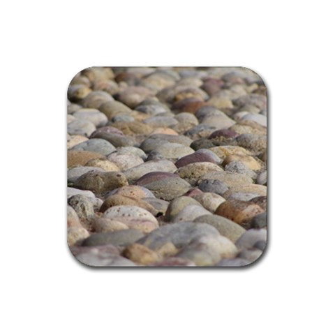 Rocks By Melissa   Rubber Coaster (square)   Mxjah6k72i1s   Www Artscow Com Front