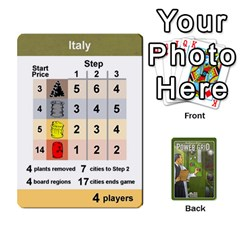 Baub s Power Grid Resource Allocation Deck By Bob Menzel   Playing Cards 54 Designs   Dx15224ynpfl   Www Artscow Com Front - Club2