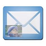 mail mousepad - Large Mousepad