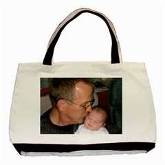 Grandpa Tote Bag By Naomi Thompson   Basic Tote Bag (two Sides)   Mr0k8naylefm   Www Artscow Com Front