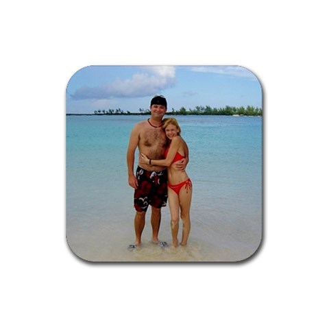 Free! By Ashley Peters   Rubber Coaster (square)   Q20ucp2nnnm6   Www Artscow Com Front