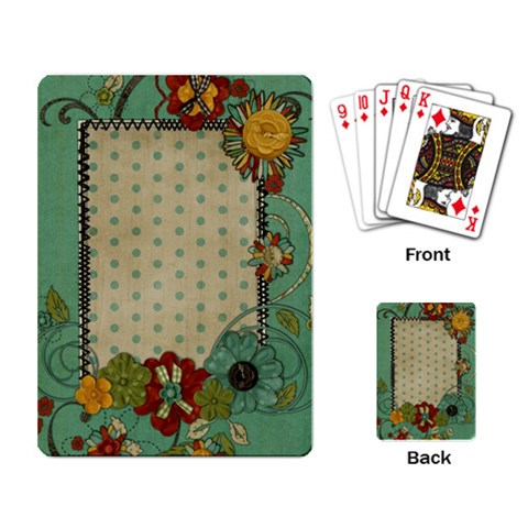 By Ashley   Playing Cards Single Design   Iq2k487ronhx   Www Artscow Com Back