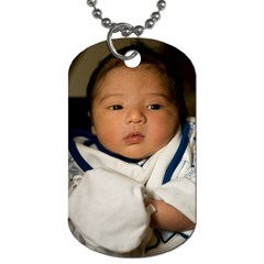 Daddy s Dog Tag By J   Dog Tag (two Sides)   54cgs3cqgfs3   Www Artscow Com Back