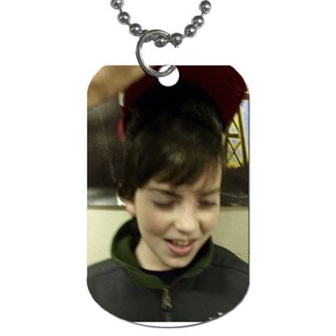 Charlie By Debra Oehlberg   Dog Tag (one Side)   C56nv5t5a790   Www Artscow Com Front