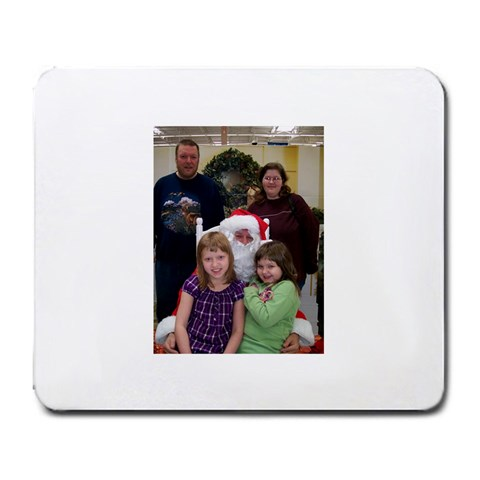 My Family By Joseph Wilson   Large Mousepad   Cxczxgh6rwuu   Www Artscow Com Front