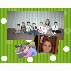 Gleason Calendar By Joy   Wall Calendar 11  X 8 5  (12 Months)   08y3kwo5z8vz   Www Artscow Com Month