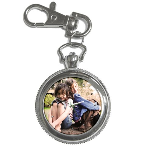 Father s Day Watch   2009 By Amyjo   Key Chain Watch   A7j4aq72h1nb   Www Artscow Com Front