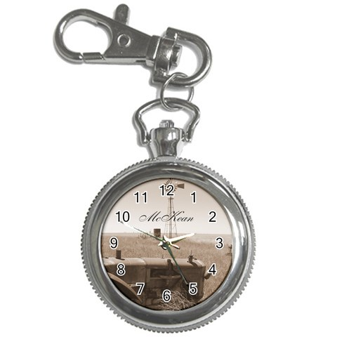 Mckean Watch By Amarilloyankee   Key Chain Watch   9yu8v7oa3vdc   Www Artscow Com Front