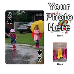 Rainyday Playing Cards By Lily Hamilton   Playing Cards 54 Designs   Ac1wyo1wzr1r   Www Artscow Com Front - Spade2