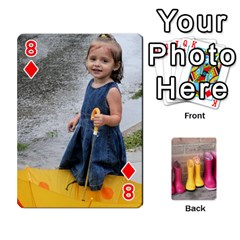Rainyday Playing Cards By Lily Hamilton   Playing Cards 54 Designs   Ac1wyo1wzr1r   Www Artscow Com Front - Diamond8