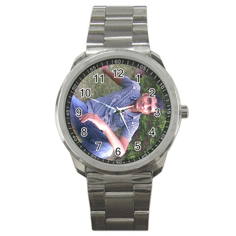 Watch By Bhavik   Sport Metal Watch   H12o50zczkbb   Www Artscow Com Front