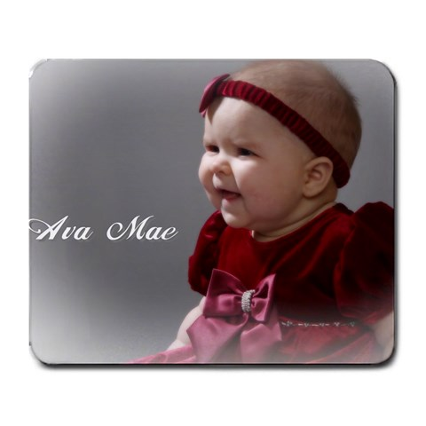 Ava By Donna Wickenkamp   Large Mousepad   8rasgpfxxwnl   Www Artscow Com Front