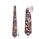 papa tie - Necktie (Two Side)