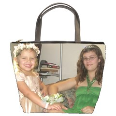 Father/daughter Dance Purse By Elizabeth   Bucket Bag   Ceulyeqnqgsj   Www Artscow Com Front