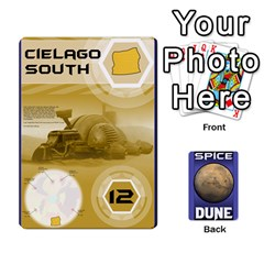 Dune Spice Set1 2sets By Gabriel   Playing Cards 54 Designs   Bn2n7q0bbx2z   Www Artscow Com Front - Heart3
