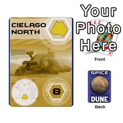 Dune Spice Set1 2sets By Gabriel   Playing Cards 54 Designs   Bn2n7q0bbx2z   Www Artscow Com Front - Diamond4
