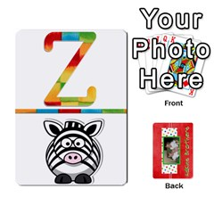 Ace New Flash Cards By Brookieadkins Yahoo Com   Playing Cards 54 Designs   Tcmyo8zjddqm   Www Artscow Com Front - HeartA