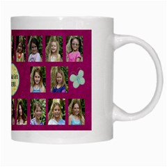 School Cup By Shantel   White Mug   Xtxbpryrz59m   Www Artscow Com Right
