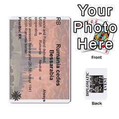 Eurofront By Daniel Jensen   Playing Cards 54 Designs   Mic9jck8zj10   Www Artscow Com Front - Diamond4