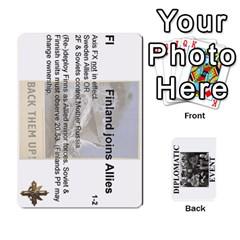 Eurofront By Daniel Jensen   Playing Cards 54 Designs   Mic9jck8zj10   Www Artscow Com Front - Diamond8