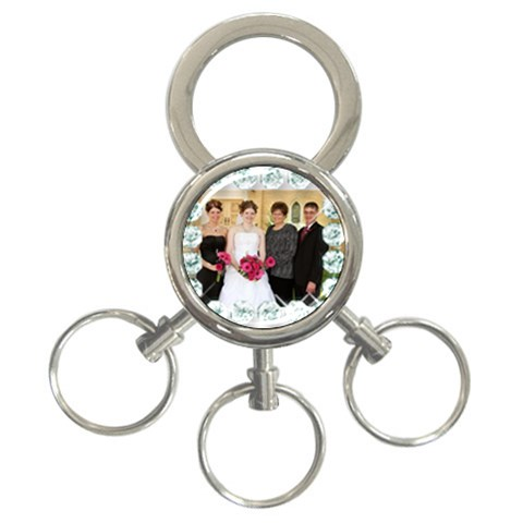 Jer By Amanda   3 Ring Key Chain   Ag2irrx3vz18   Www Artscow Com Front