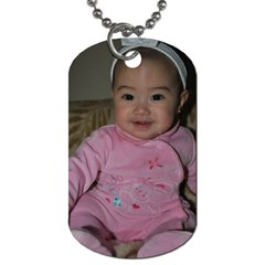Ella Dog Tag By J   Dog Tag (two Sides)   I6zyix0nvx1e   Www Artscow Com Front
