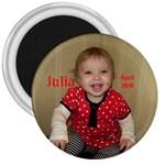Julia Magnet 2 - 3  Magnet