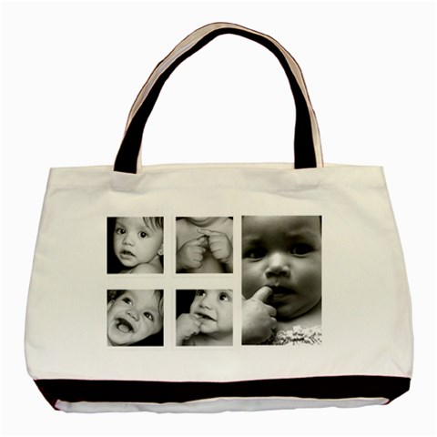 Mumi Bag By Goldengirl Nielsen   Basic Tote Bag   1ct9fbgjg6wt   Www Artscow Com Front