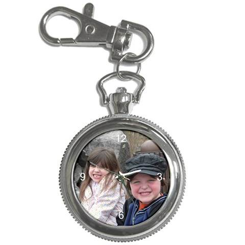 Watch For Mom By Cate Sforza   Key Chain Watch   S25ufxk77h8l   Www Artscow Com Front