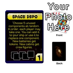 Galaxy Trucker Expansion  By Bob Menzel   Playing Cards 54 Designs   Y4jvz700h5ng   Www Artscow Com Front - Spade3
