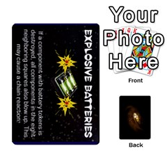 Ace Galaxy Trucker Expansion  By Bob Menzel   Playing Cards 54 Designs   Y4jvz700h5ng   Www Artscow Com Front - SpadeA