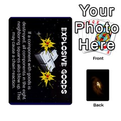 Galaxy Trucker Expansion  By Bob Menzel   Playing Cards 54 Designs   Y4jvz700h5ng   Www Artscow Com Front - Diamond9
