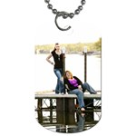 BFF  - Dog Tag (Two Sides)