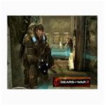 GEARS OF WAR 2 - Small Glasses Cloth