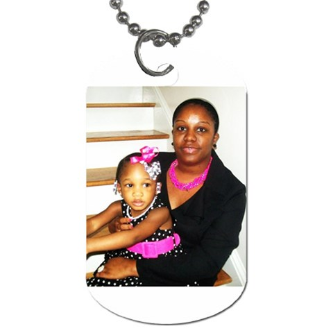 One Sided Dog Tag By Katherine Sanders   Dog Tag (one Side)   Xwfswsx6l3zx   Www Artscow Com Front