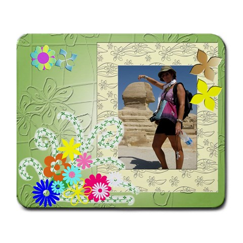Alfombrilla By Lydia   Large Mousepad   0p22dvh72jhr   Www Artscow Com Front