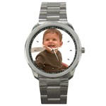 Brody Watch for Grandpa - Sport Metal Watch