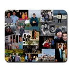 zach mouse pad - Collage Mousepad
