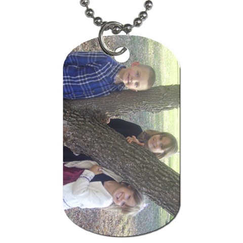 Dog Tags By Ronnie   Dog Tag (one Side)   6nqkn9cdyukc   Www Artscow Com Front