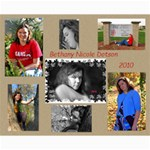 Collage For Bethany1 - Collage 8  x 10