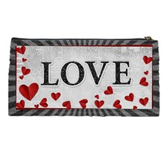 Love Pencil Case By Sherri Tierney   Pencil Case   Ab8fj0m943as   Www Artscow Com Back